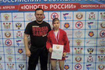 Самбо «Юность России»