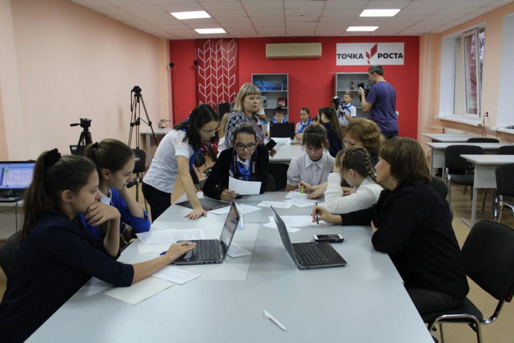 мастер – класс по реализации проекта - создание школьной газеты