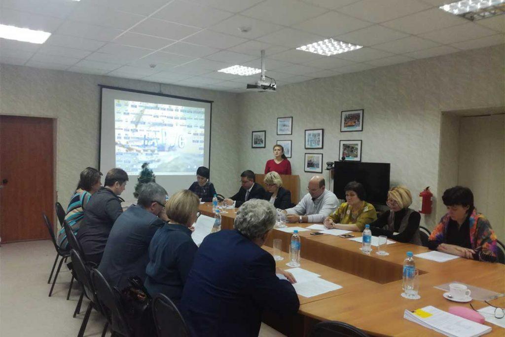 Заседание коллегии и общественного совета Северного управления