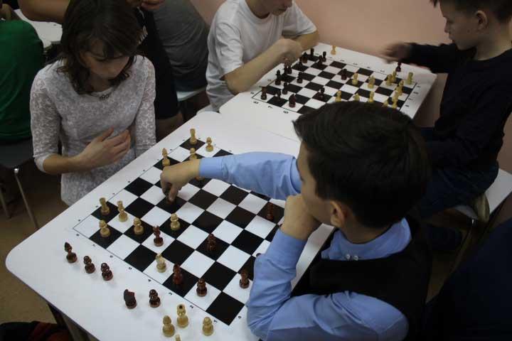 «Шахматный дебют»