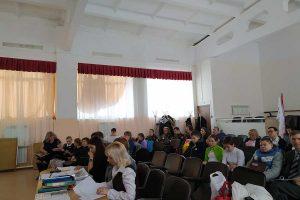 Жюри конкурса социальных проектов «Гражданин»