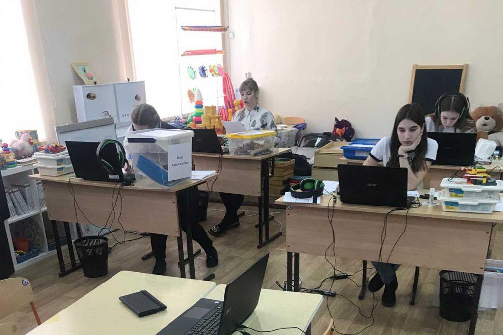 Отборочные соревнования WorldSkills Russia