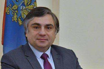 Министр образования и науки Самарской области В.А. Акопьян
