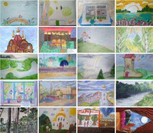 В Самарской области подвели итоги конкурса «А из нашего окна…»!