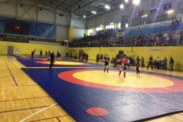 Первенство России по спортивной борьбе - панкратион