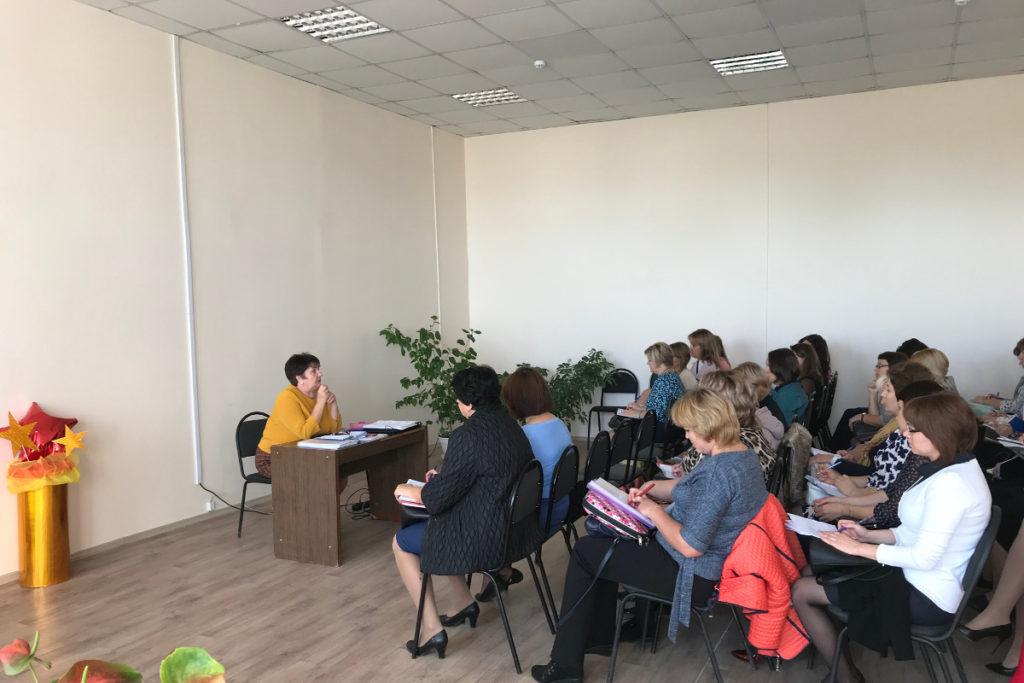 совещание педагогов, работающих с детьми с ОВЗ дошкольного возраста