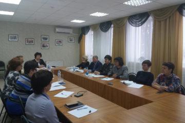 заседание коллегии Северного управления