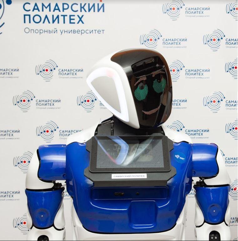 робот-самарский политех.