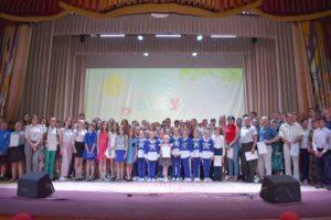 Спартакиада побед и успеха юных спортсменов Сергиевского района