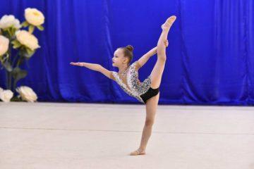 Открытый международный фестиваль по художественной гимнастике